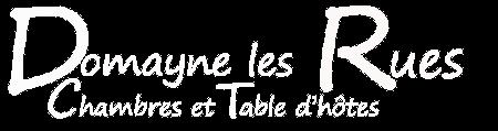 Domayne les Rues - Chambres et Table d'hôtes